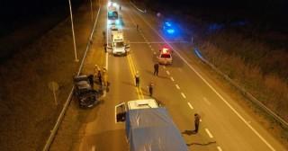 Colonense murió en fatal accidente en la Ruta 92