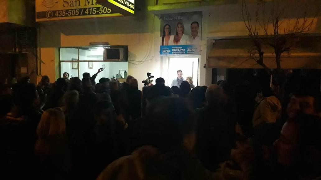 Ball Lima se quedó con la interna del Frente de Todos en Pergamino