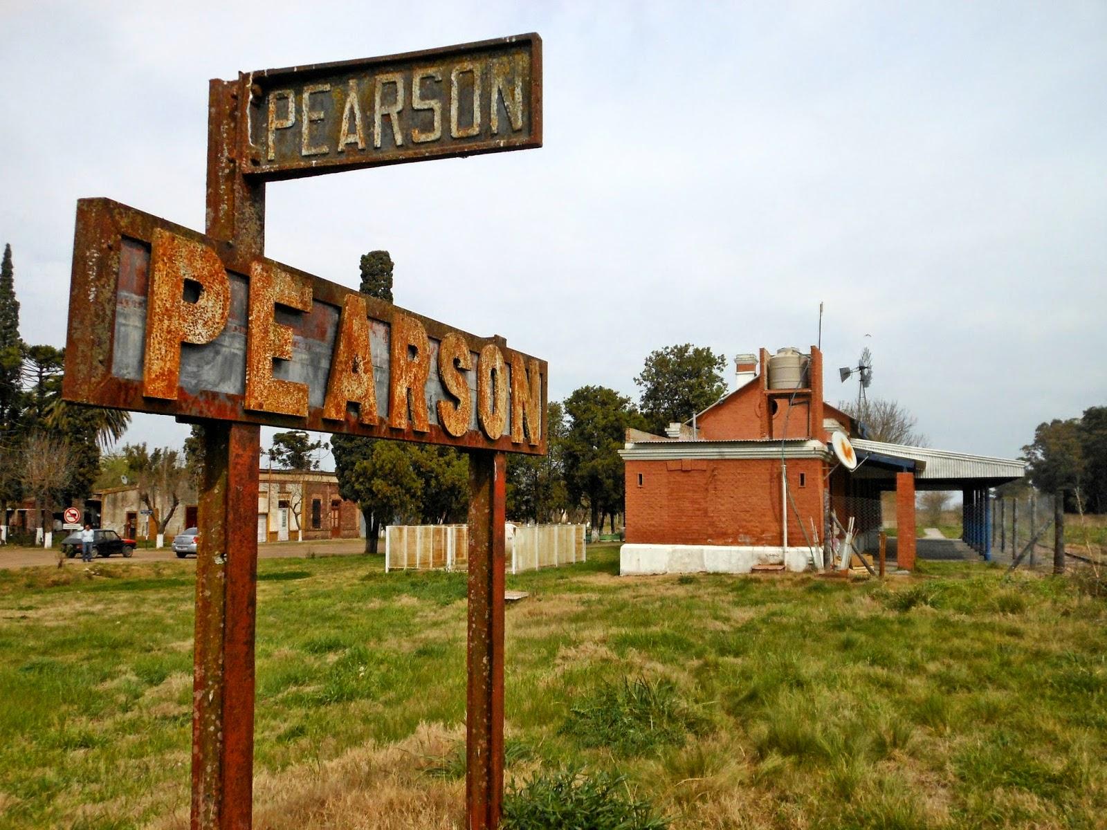 El domingo 11 del corriente la localidad de Pearson realizará un festejo por el Día de la Tradición.