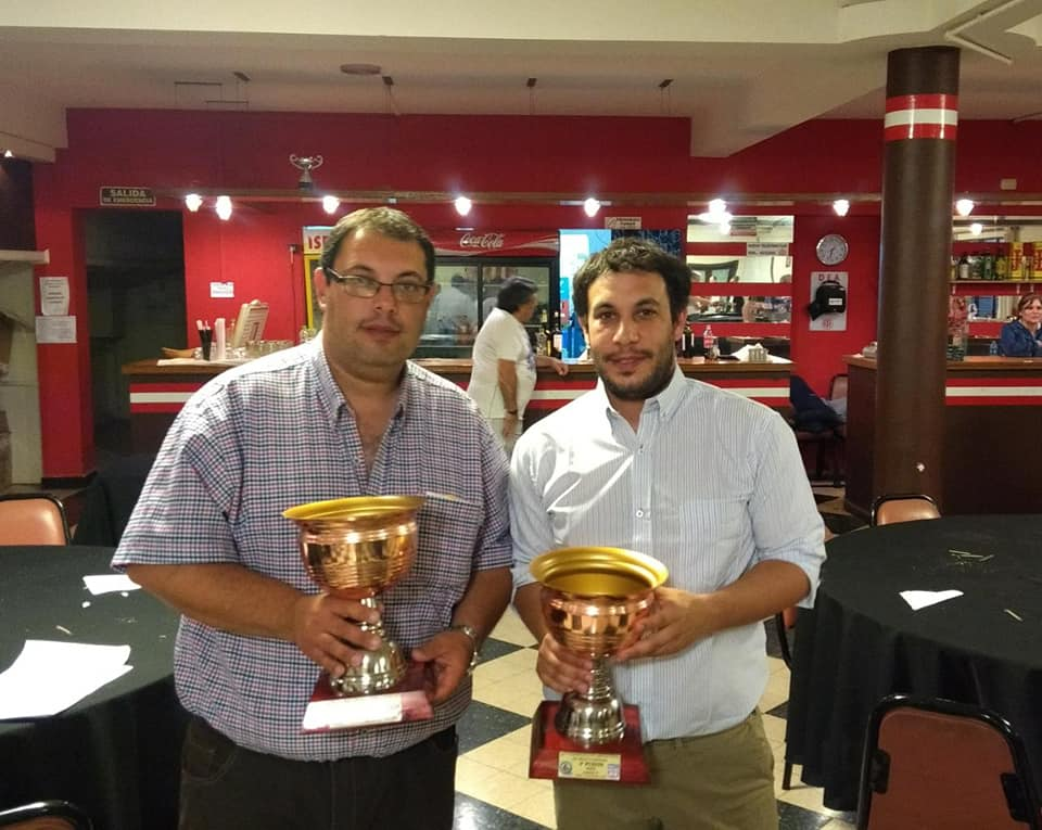 Los binomios colonenses conformados por Alfredo Millet y Rubén García, y los hermanos Lucas y Leandro García, participaron del 47º Campeonato Argentino de Regularidad.