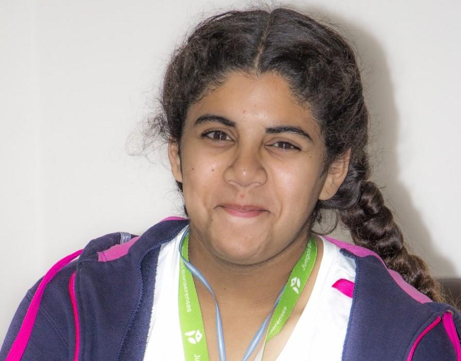 Una muy buena noticia se conoció en los últimos días y tiene que ver con que la deportista colonense Jorgelina Sosa, reciente medallista de Oro en Atletismo Especial en la Final Provincial de los Juegos Bonaerenses 2018, ha clasificado por su logro a la Final Nacional de los Juegos Evita.