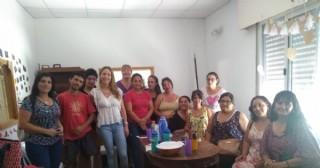 Reuniones con Servicio Local, Granja va por Vos y Mazapán