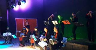 """Exitoso festival """"Sueños de Tango"""""""