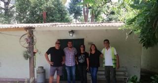 Visitas de funcionarios de Turismo y Cultura de la Provincia