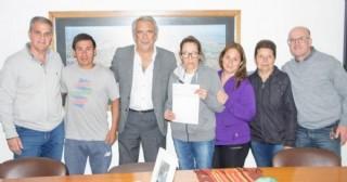 Ayuda económica para los peregrinos a Luján