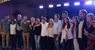 Kicillof llegó hasta Pergamino para apoyar la candidatura de Ball Lima