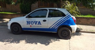 Multimedios NOVA estrena nuevo móvil en Rojas