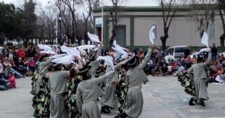 El Día Mundial del Folklore se vivió en el Patio del Artista