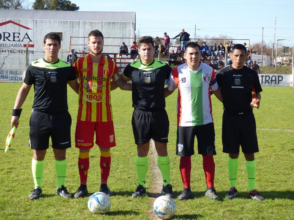En la noche del jueves 11 de abril se inició la cuarta fecha del Torneo Local 2019 de Primera y Reserva de nuestra Liga Deportiva.