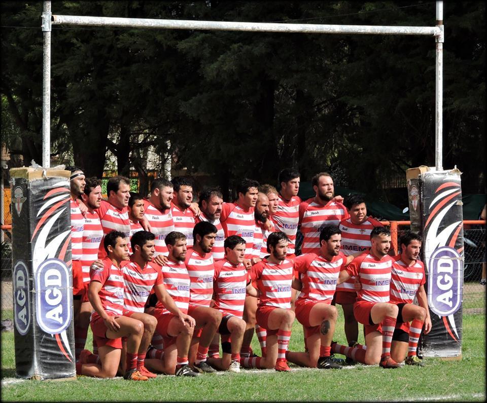 Gran fin de semana para el rugby local. Primera e Intermedia viajaron a La Pampa para enfrentar a Pico Rugby.