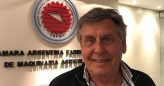Néstor Cestari presidente de CAFMA