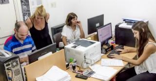 El funcionamiento de la Oficina de Compras