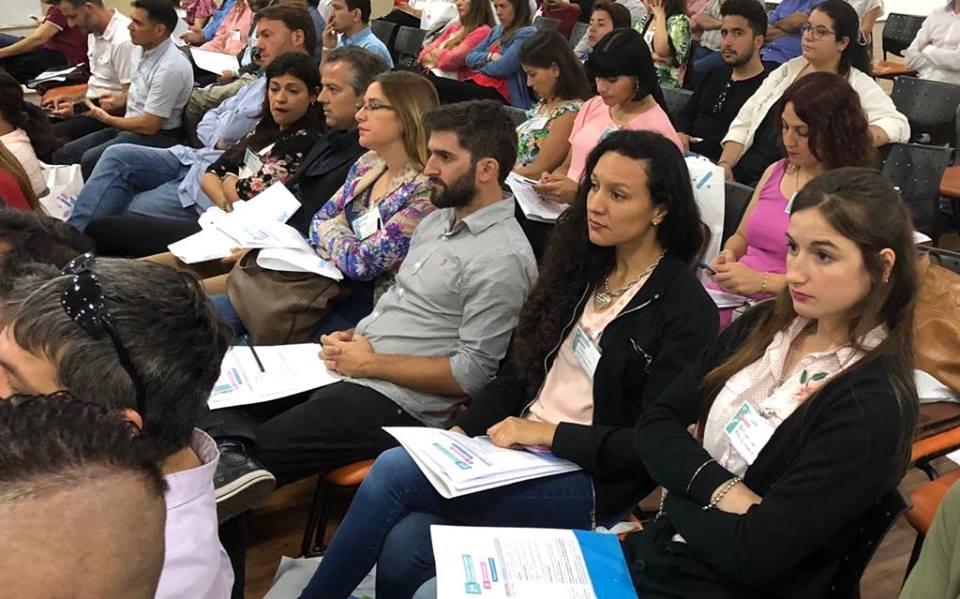 Una delegación de funcionarios municipales, encabezada por el intendente Ricardo Casi, se encuentra en la sede de la Sedronar, en Capital Federal, donde este viernes 9 de noviembre se desarrolla el 2º Encuentro Nacional de Municipios en Acción.