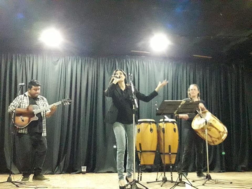 """Este domingo 7 de abril, la Dirección de Cultura informó que habrá un espectáculo musical en el Patio del Artista """"Liliana Graglia""""."""