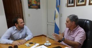 Federico Castellano asume como inspector de la Región Educativa 13