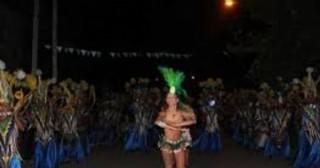 Carnavales en Colón