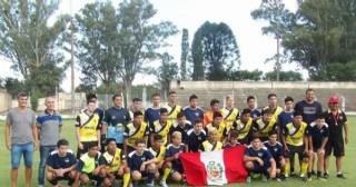 """Comenzó la Copa """"Ciudad de Colón"""""""