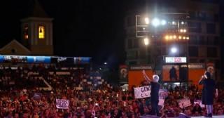 Cosquín: La plaza no se equivoca y ovacionó a Indios de Ahora
