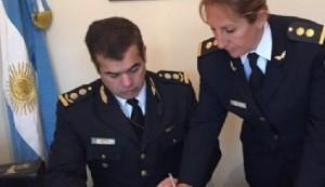 Este martes 16 de julio se produjo el cambio de titular de la DDI de nuestra ciudad. Asumió la comisaria Viviana Desimone, mujer de larga trayectoria en la Policía y especialmente en el área de investigaciones.