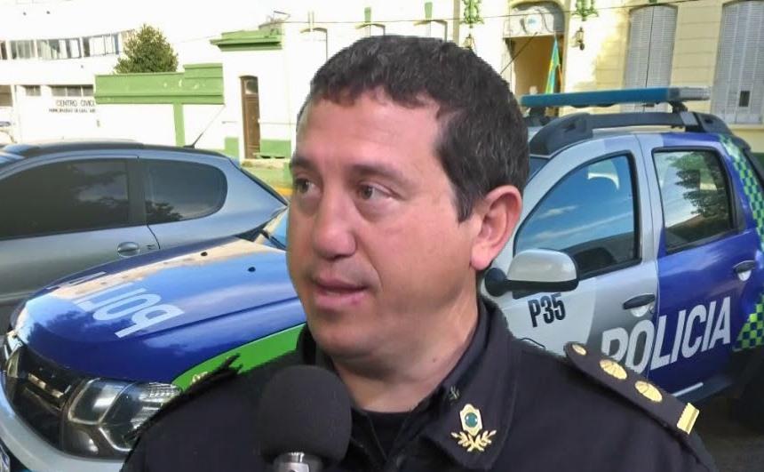 A través de una resolución del Ministerio de Seguridad de la provincia de Buenos Aires, Gerardo Imhof, quien se desempeñaba como comisario de General Arenales, fue notificado del ascenso y pasa a ser comisario inspector.