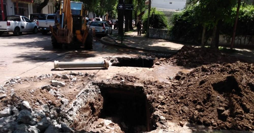 Intervención de Obras Públicas.