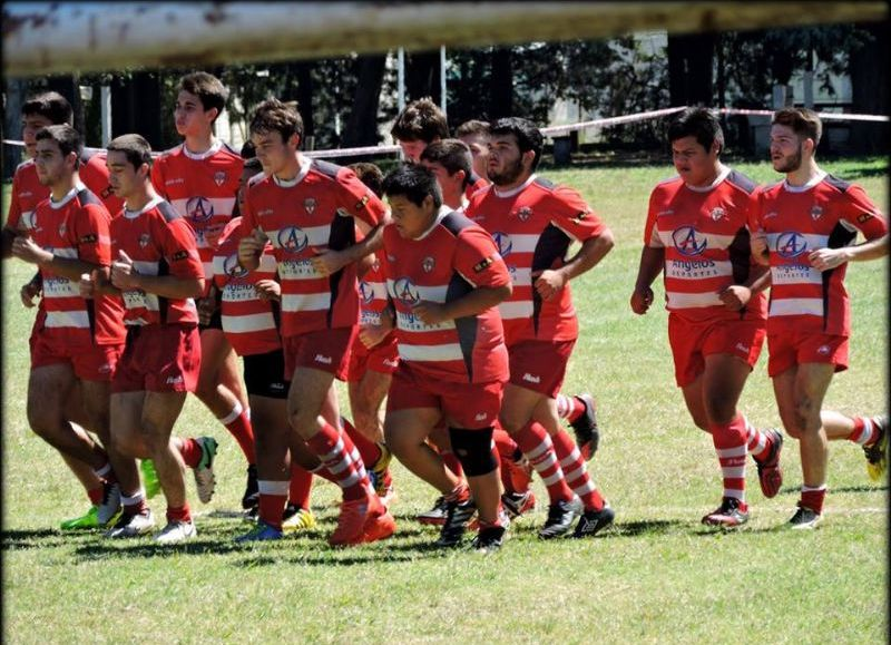 A todo rugby.