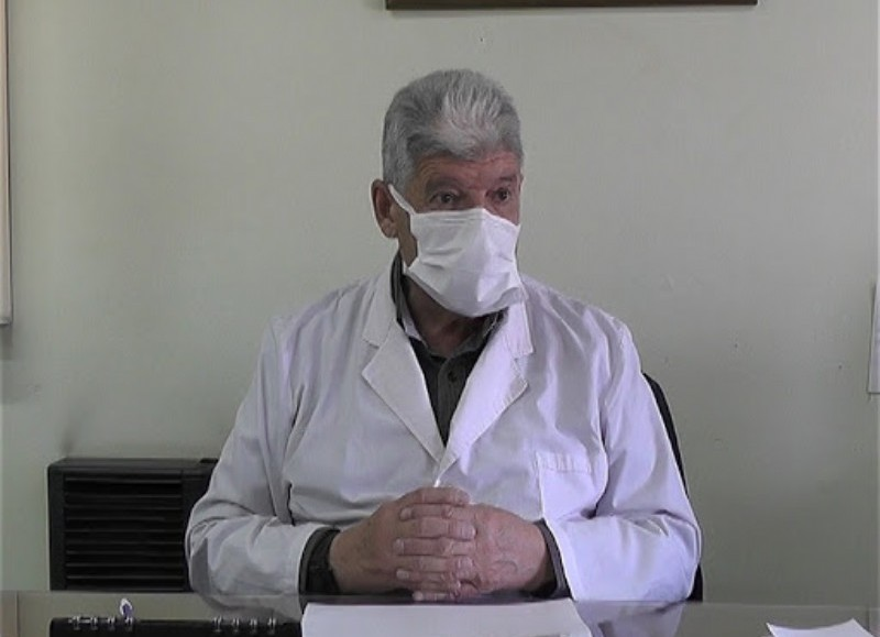 La ciudad tuvo la triste noticia del fallecimiento del doctor Guillermo Rojas, quien se encontraba internado en Junín.