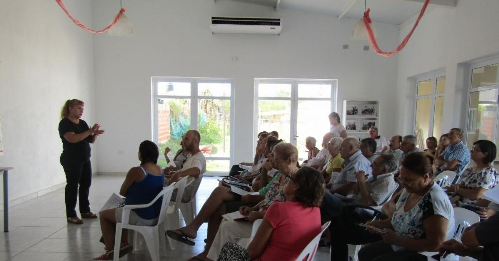 """La Dirección de Producción y Turismo invita a todos los interesados a participar del curso """"Yuyos bien comidos"""", el cual será con entrada libre y gratuita."""