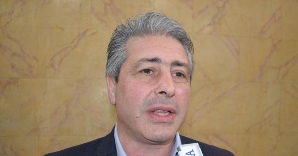 Javier Martínez, intendente de Pergamino.