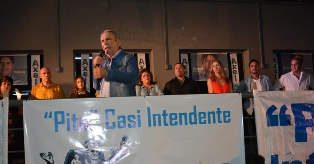 Ricardo Casi va por una nueva reelección.