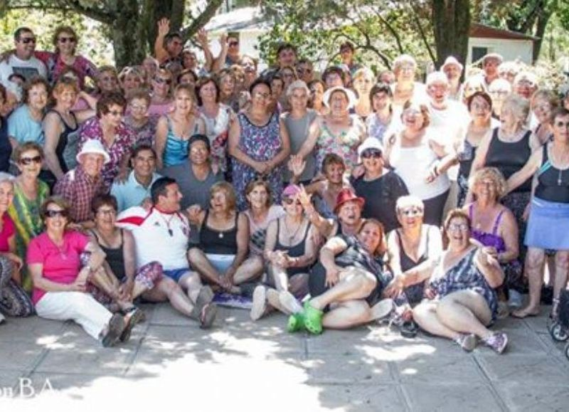 Alrededor de 90 personas dijeron presentes en la jornada inaugural que tuvo lugar en el Aero Club Colón.
