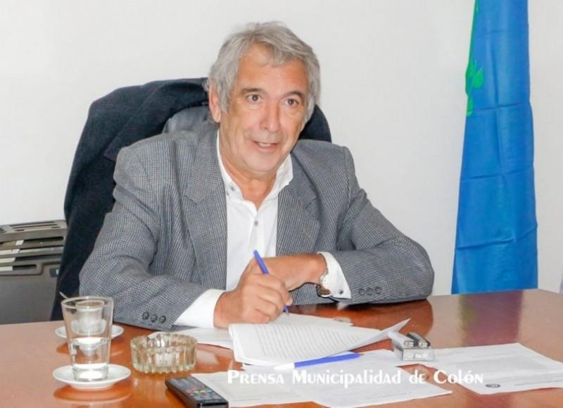 El intendente Ricardo Casi llamó a licitación.