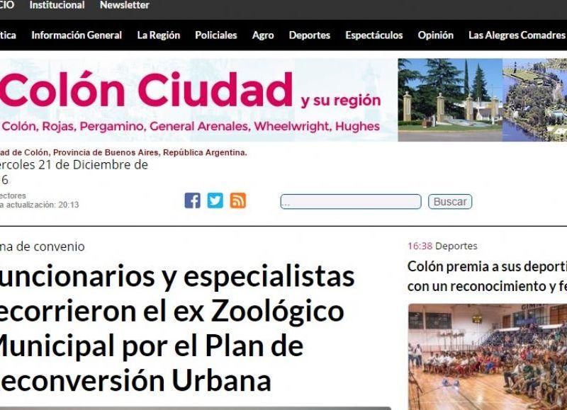 Multimedios NOVA se enorgullece en presentar un nuevo emprendimiento, que se suma a la ya larga lista de portales informativos: Colón Ciudad.