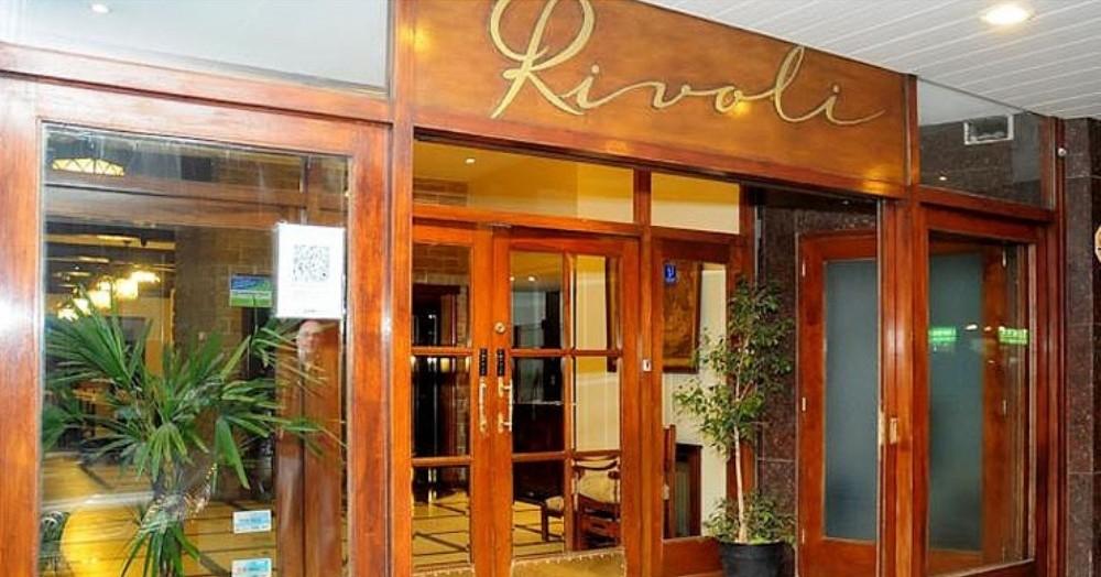 Hotel Rívoli.