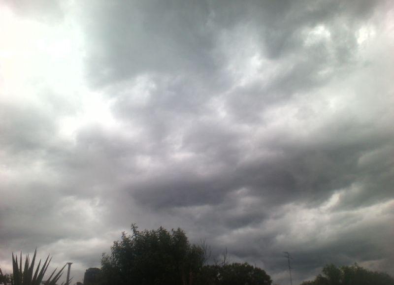 Las condiciones climáticas desmejoran hacia el fin de semana.