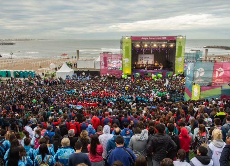 El objetivo es llegar a Mar del Plata.