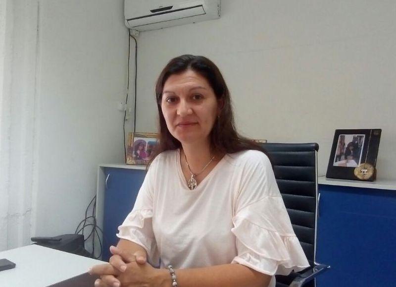 Rosana Cejas dejó su cargo