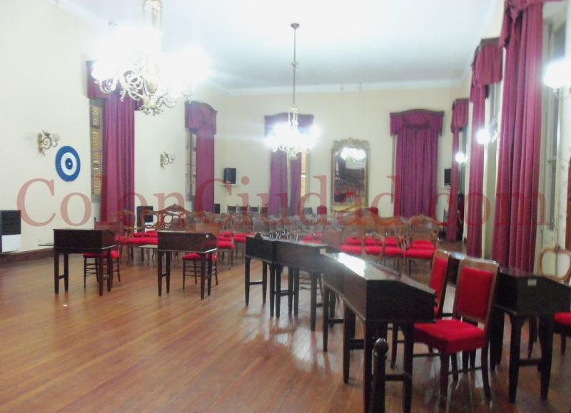 Concejo Deliberante de Colón. (Foto: Colón Ciudad)