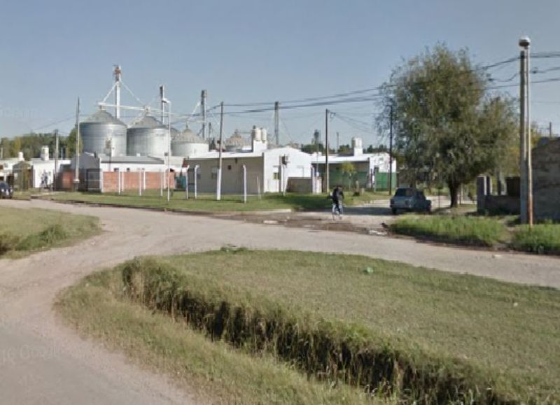 El hecho ocurrió en barrio Rivadavia.