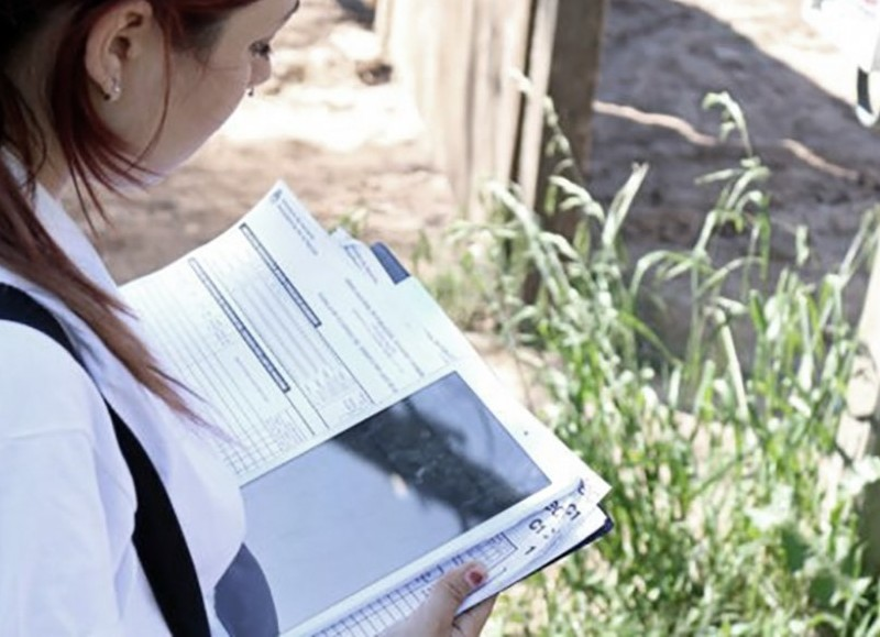 La información recabada será remitida al Instituto de la Vivienda, que hará lo propio para empezar la confección de las escrituras en la Escribanía General de Gobierno.