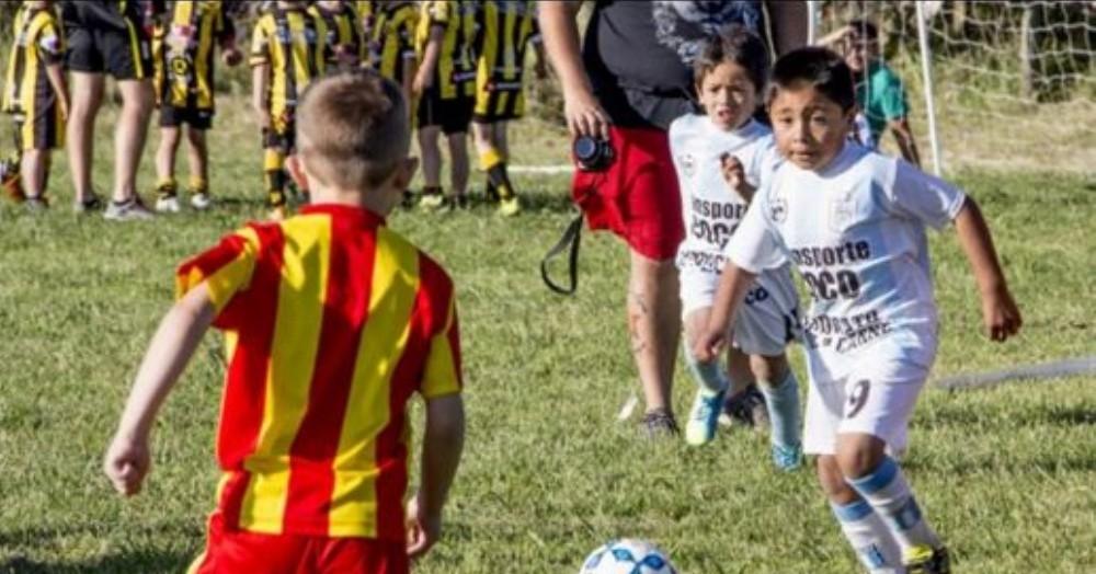 Actividad en la Villa Deportiva Municipal.