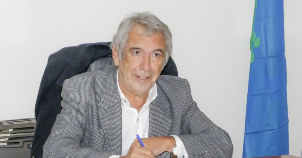 Ricardo Casi, intendente de Colón.