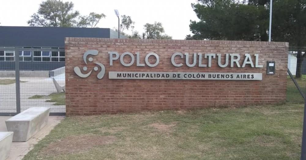 La cita es en el Polo Cultural.