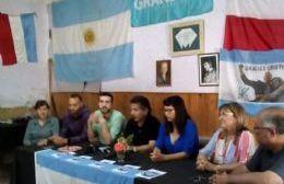 Conferencia de AMIC-Patria Grande.
