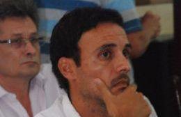 Mauricio Demarco, edil del FpV.