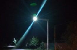 La Municipalidad avanza en la ciudad: se realizaron recambios de luminarias Led
