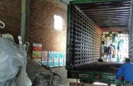 El Centro de Acopio de Rojas recibió más de 20 mil bidones vacíos de agroquímicos
