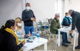 La Municipalidad intensifica la campaña de vacunación