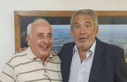 Rubén Bengúa y Ricardo Casi.