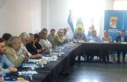 Deliberaciones en La Plata.